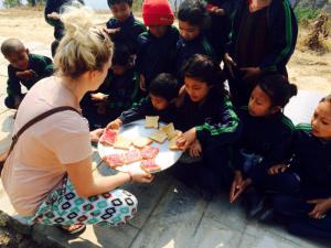 Picknick-Nepal 2