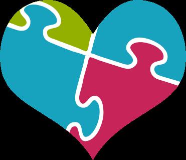 TeilenMachtGlücklich-Herz