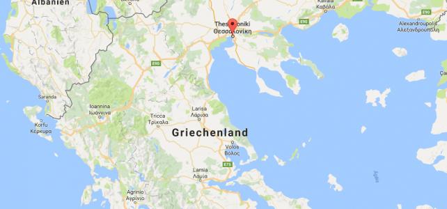 10 Tage Flüchtlingshilfe in Griechenland