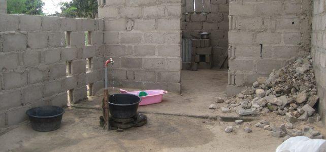 Projekt Idalina: Bilder vom Hausbau