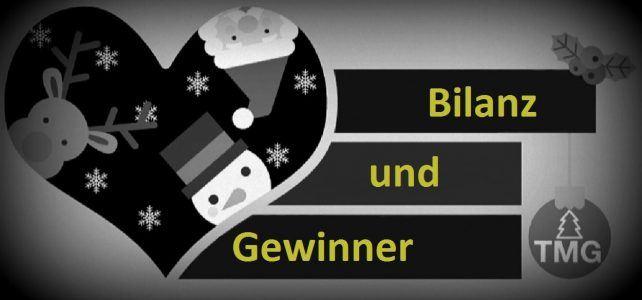 Adventskalender 2017 – Bilanz und Gewinner