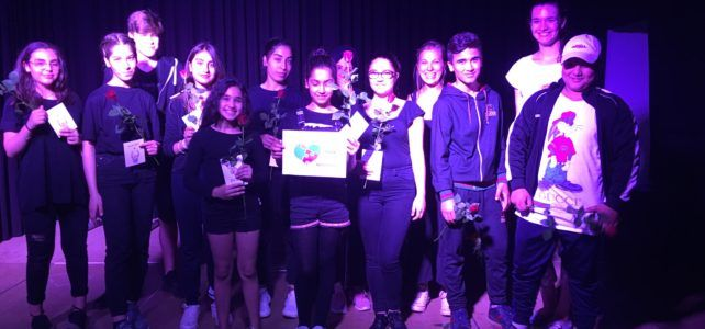 Theaterprojekt zum Thema Abschied & Neuanfang